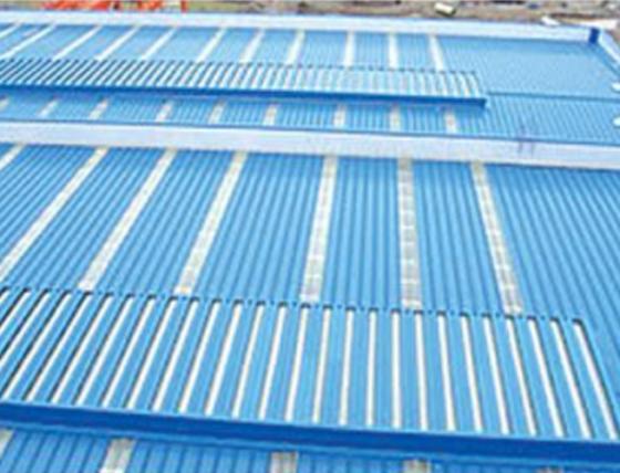 無動力屋頂通風器的內部結構原理